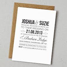 rustic style wedding invitation by doodlelove notonthehighstreet com Wedding Invitation Charms Uk rustic style wedding invitation Unique Wedding Invitations UK