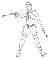 Small Picture Princess leia star wars coloring pages 7 Nice Coloring Pages for