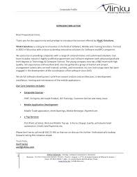 Sample Letter To Clients Introductory Letters To Clients Introduction Letter Client For