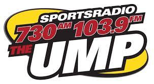 the ump shuffles on air lineup