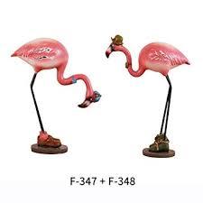 RACKQI Flamingo <b>Home Decoration</b> Creative <b>Home Accessories</b> ...
