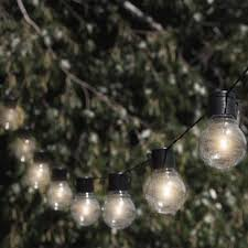 unusual outdoor lighting photo 9.  Photo Socialite 10Light Globe String Light On Unusual Outdoor Lighting Photo 9 L