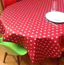 polka dot table cloth linens luxury tablecloth round mesmerizing alluring blue pink plastic sq