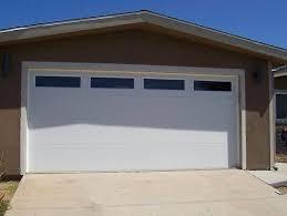 flat panel garage doorFlush Panel Garage Door Home  Best Flush Panel Garage Door  All