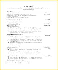 Example Server Resume Fascinating Example Of A Server Resume Simple Resume Examples For Jobs