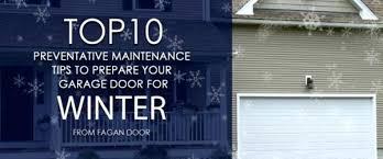 3 in 1 garage door lubricant top tips to prepare your garage door for winter 3 3 in 1 garage door lubricant