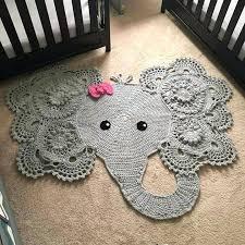 fascinating elephant bathroom rug crochet baby elephant rug elephant bath rug fascinating elephant bathroom rug