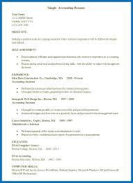 Management Accountant Cv Template Uk Resume For Sample Chartered