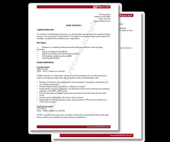 Executive Resume Template | Robert Half