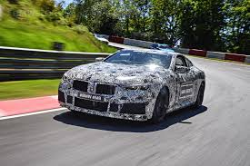 BMW M8 from upclose - VIDEO