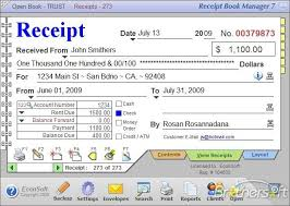 Create Receipts Free Magnificent Download Free Receipt Book Manager Receipt Book Manager 484848 Download