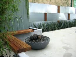 modern garden fountains water features near me o78