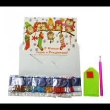 <b>ITSHOBBY</b> Алмазная открытка - «Прекрасный подарок и как ...
