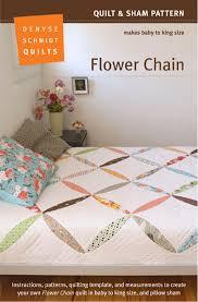 Digital Flower Chain Quilt + Sham Pattern | Shop | Oliver + S & digital flower chain quilt + sham pattern Adamdwight.com