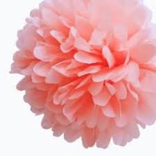 Burgundy Mini <b>Tissue</b> Paper Pom Poms | Fall In Love With ...