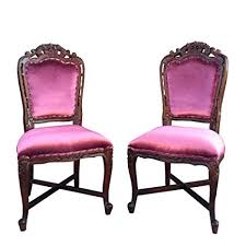 d art french victorian dining side chairs 2pcs set