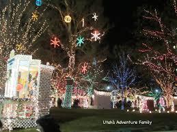 Ogden City Park Christmas Lights Ogden Christmas Village Utah Adventures Christmas Events