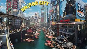 NINJAGO City 360 - LEGO NINJAGO Movie - YouTube