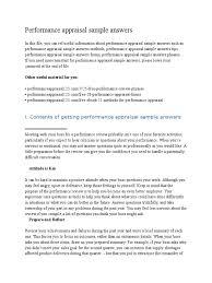 Sample Self Assessment Employee Self Assessment Examples Phrases New Representation V 24 3