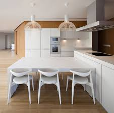 White Kitchen Wood Floors Kitchen Room Kitchen Wood Flooring Kitchen Bar Chair Kitchen