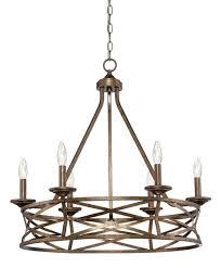 image vintage drum pendant lighting. Lakewood Vintage Gold Iron Drum Pendant Light 27\ Image Lighting N