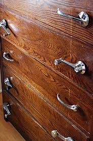 old car parts upcycling ideas car handles repurposed into drawer pulls diy projects