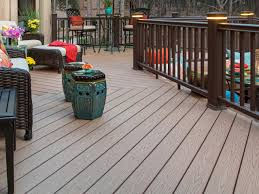 Decking That Lets Light Through Decking Materials Composite Decking Hgtv