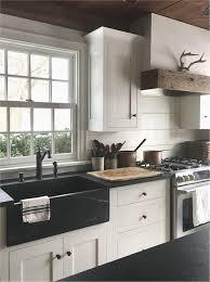 Country Kitchen Sink Inspirational 54 Lovely White Farmhouse Kitchen