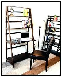 ladder desk with shelves black ladder desk large size of ladder bookcase towers with desk metal ladder desk
