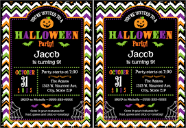 Free Halloween Birthday Invitation Templates 93 Free Halloween Birthday Invitation Templates Luxury