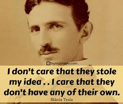 Nikola Tesla Quotes Extraordinary 48 Greatest Nikola Tesla Quotes SayingImages