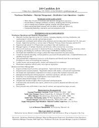 Sample Resume Warehouse Awesome Warehouse Manager Resume Sample 24 Resume Sample Ideas 19