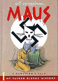 maus  cover of the first volume of maus