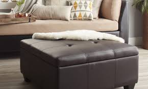 Tips on Coordinating an Ottoman with Your Living Room