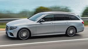 Mercedes-Benz E220d AMG Line Estate (2016) review by CAR Magazine