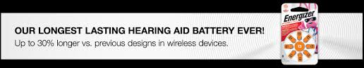 Hearing Aid Batteries Energizer