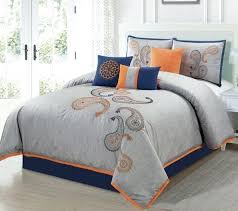 white and gray comforter and white bedding orange king comforter bed comforters black and green bedding