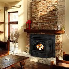 mt vernon pellet stove insert by nci fireside in newark bellville lewis
