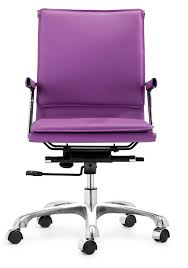 Purple Bedroom Chairs Chic Inspiration Purple Office Chairs Marvelous Decoration