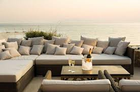 what is the best foam for outdoor cushions