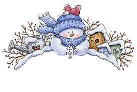 """Résultat de recherche d'images pour """"gif bonhomme de neige"""""""