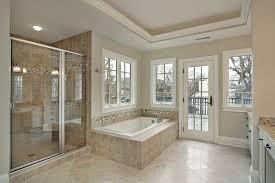 modern interior master bathroom with black wooden bathroom cabi recessed can light for shower recessed lighting trim for shower bathroom recessed lighting