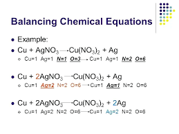 homework help balancing chemical equations using linear study com how to balance a equation chemistry write