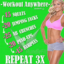 the full workout routine