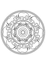 Coloriage Mandala Pegase Sur Hugolescargot Com