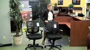 Review of the Elusion Office Chair by Alera - YouTube