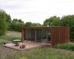 Contemporary Cabins Small Prefab And Modular Houses Small House Bliss