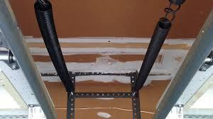 garage door trackBent Garage Door Track MD  Garage Door Repair Install Baltimore