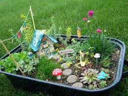 fairy garden container ideas. Fairy Garden Containers Cute Porch Ideas And Plans Container