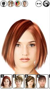 Hairstyle Simulator App app for changing hairstyle hairstyles 7944 by stevesalt.us